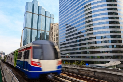 Monorail, Monotrain, City, Train, Ten Random Facts, Free Digital Photos