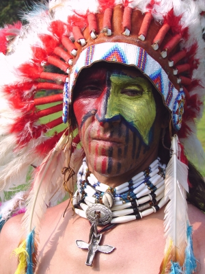 Native North American Indian, Chief Grey Owl, Traditional Dress, Ten Random Facts, Free Digital Photos