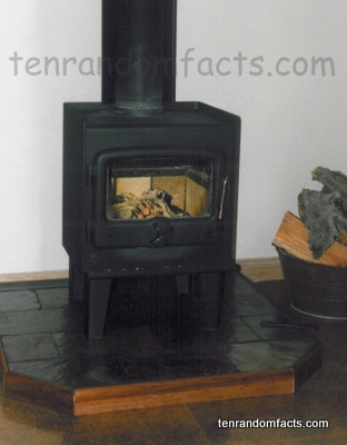 Stove, Oven, Burning Wood, Enclosed Metal, Ten Random Facts