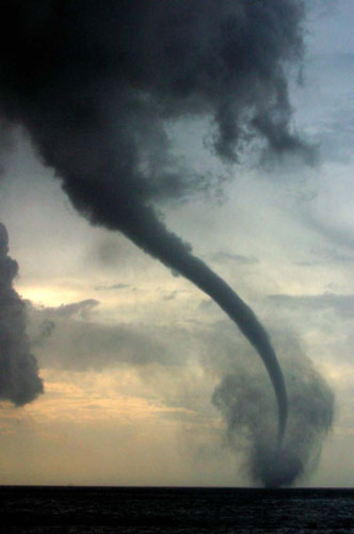 Tornado, Natural Disaster, Earth, Ten Random Facts, Clker