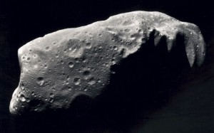 Asteroid, Ida, Dactyl, Moon, Satelite, NSSDC Nasa, Galileos, 28 August 1993