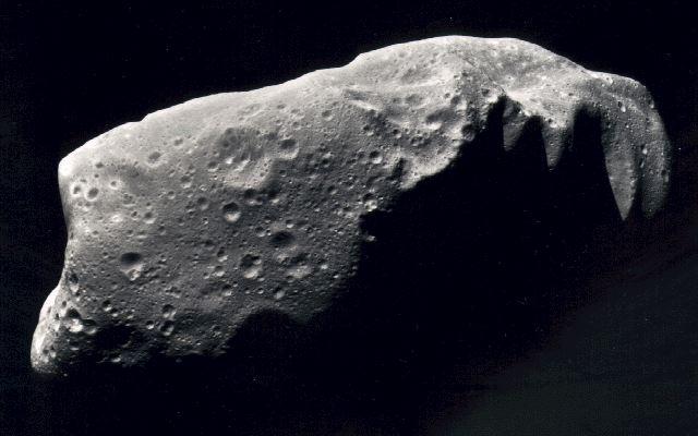 Asteroid, Ida, Dactyl, Moon, Satelite, NSSDC Nasa, Galileos, 28 August 1993