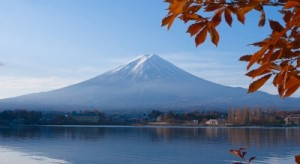 Mount Fuji, Japan, Stratovolcano, Autumn, Honshu Island, Free Digital Photos, Ten Random Facts
