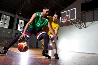 Bounce, Dribble, Basketball, Asian, Block, Yellow, Green, Court, Game, Free Digital Photos, hin255, Ten Random Facts