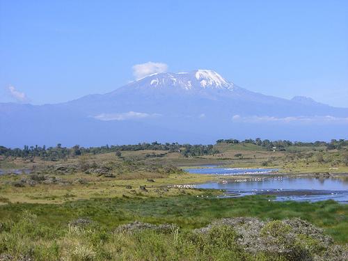Mount Killimanjaro National Park, Grassland, Moore, Scenary, Landscape, Savanna, Arusha, Africa, Ten Random Facts, Flickr, Hotel Dephil
