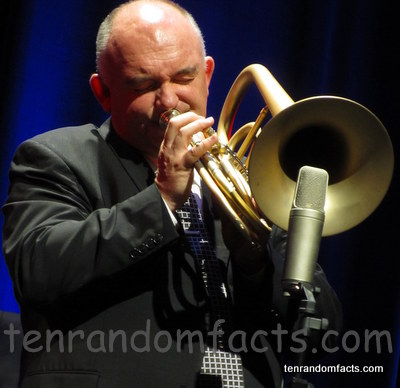 James Morrison, Trumpet, Playing, Muscian, Blow, Concert, Nicrophone, Queensland, Jazzer, Australia, Ten Random Facts 2013
