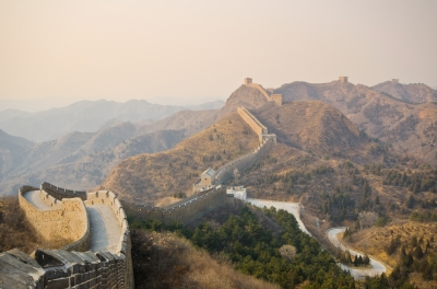 Great wall of China, Long, Foretress, ancient, Building, Surronding, Overview, Sunset, Asia, Free Digital Photos, Ten Random Facts