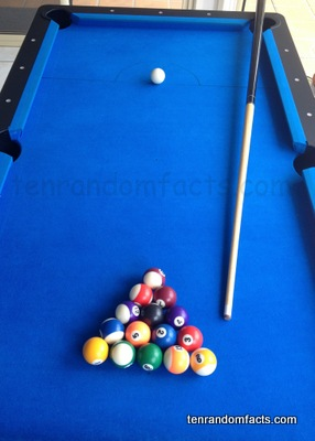 Pool, Billard, 8 ball Start up, Stick, Ball, All, Sport, pocket Ten Random Facts