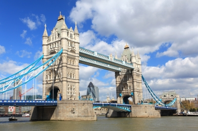 Blue, White, London Tower Bridge, Daylight, Colour, River Thames, Closed, Free Digital Photos, Ten Random Facts