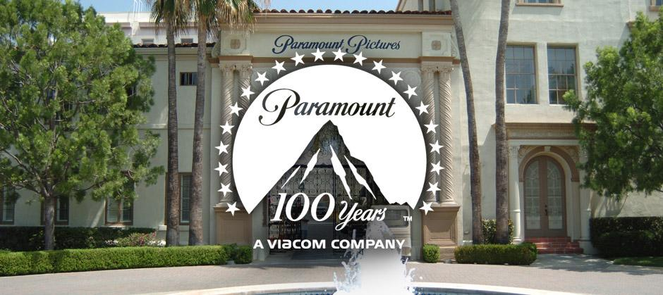 Paramoutn Pitures, 100th Years, Logo, Background, Website, Ten Random Facts