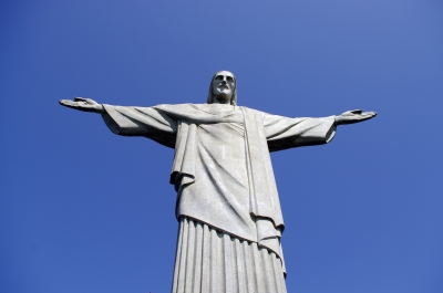 Christ the redeemer statue, Looking up, Arms Out, Jesus Christ, Brazil, Rio de Janerio, Free Digital Photos, Ten Random Facts