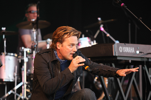 Michael W Smith, Church Big Day Out, Sing, Ten Random Facts, Christan, Flickr