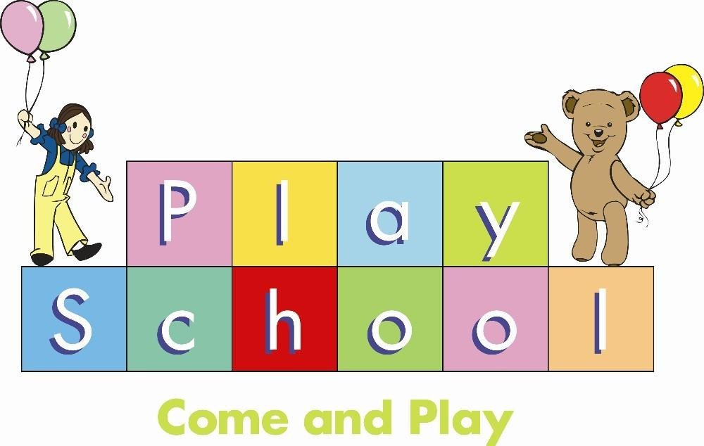 Play School, Graphic, Come and Play, Blocks, Logo, Little Ted, Jemimah, Cartoon, Ten Ranom Facts, ABC Australian TV Program