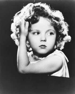 Young, juvenile actress, Black and White, Shirley Temple Black, Kid, Ten Random Facts, Flickr