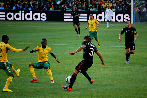 FIFA World Cup, 2010, South Africa, Mexico, Game, Play, Soccer, Football, Match, Ten Random Facts, Flickr