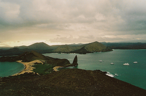 Galapagos Island, Part, Land, Water, Strip, Ten Random Facts, Pacific
