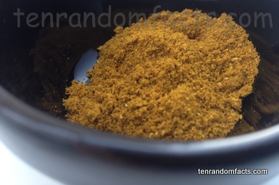 Curry Powder, Orange, Brown, Spicy, Ten Random Facts, Flavour, Australia, Food, Asian Culinary