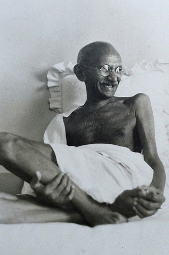 Mahatma Gandhi, Indian, Muslim, Peace Maker, Ten Random Facts, Male, Person, Celebrity, Flickr, Ten Random Facts