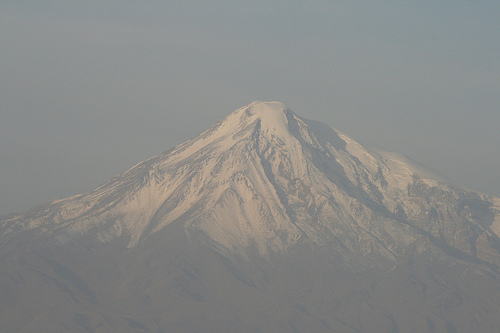 Mount Ararat, Mountain, Volcano, Stratovolcano, Snow, Mist, Turkey, Landform, Ten Random Facts