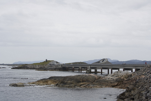 Atlantic Ocean Road, Twist, Bridge, Archipelago, Island, Ten Random Facts, Place, Norway