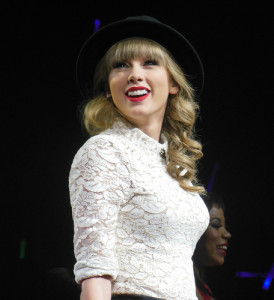 Taylor Swift, White, Hat, RED, Performance, Tour, Celebrity, Ten Random Facts, Person, Artist, Singer