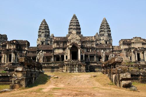 Angkor Wat, Ten Random Facts, Cambodia, Temple, Religion