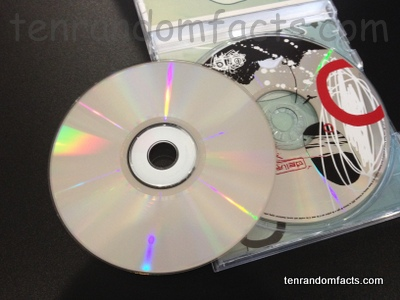 Compact Disc, CD, Music, Ten Random Facts, Technology, Laser, Invention
