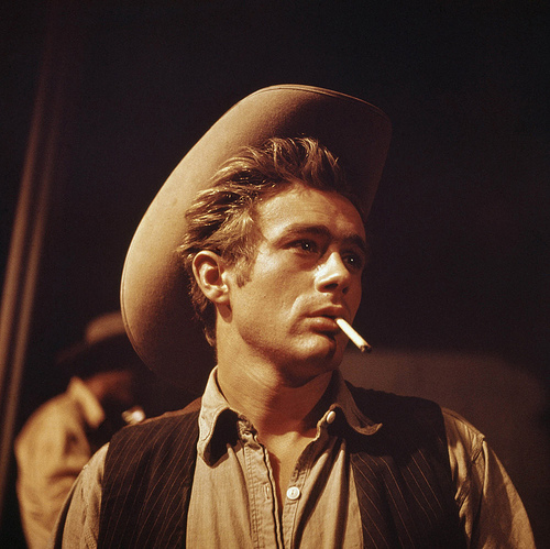 James Dean, Smoke, Acting,Male, Actor, Ten Random Facts