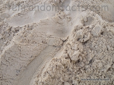 Sand, Brown, Earth, Beach, Ten Random Facts, Australia, Tan,