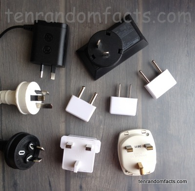 Domestic Power Plug, Invention, Assortment, Variety, American, Australia, A, B, Trivia, Ten Random Facts