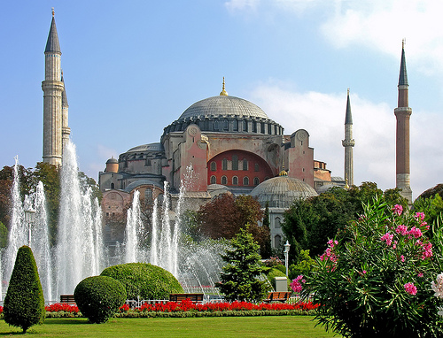 Hagia Sophia, Temple, Place, Constantinople, Istanbul, Turkey, Trivia, Ten Random Facts, Musuem