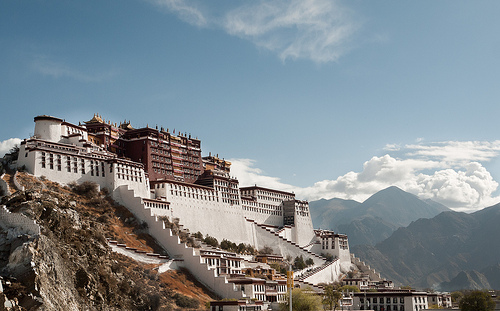 Potala Palace, Temple, Buddhist, Side, Construction, Building, Structure, Ten Random Facts, Taiwan, Trivia