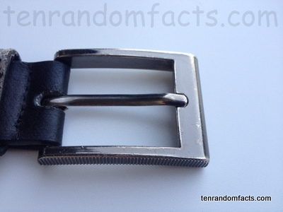 Buckle, Invention, Trivia, Random Facts, Fashion, Belt, Metal, Traditional