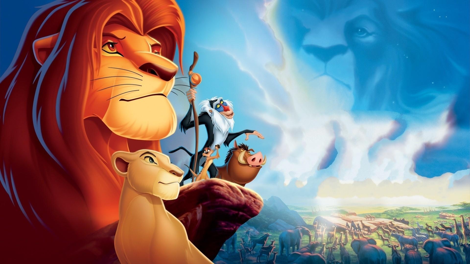 The Lion King, Film, Poster, Wallpaper, Ten Random Facts, Walt Disney