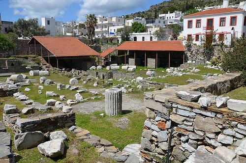 Mausoleum at Halicarnassus, Seven Wonder of Ancient World, Trivia, Ten Random Facts, Structure