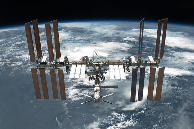 International Space Station, NASA, Earth, Golden, Full, Trivia, Random Facts, Light, Shiny, Universe, Exploration