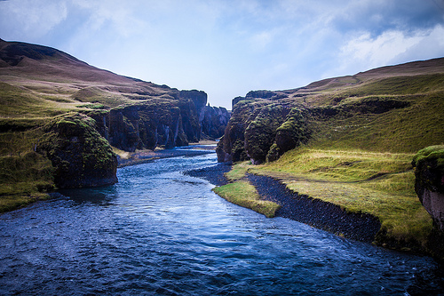 Fjaðrárgljúfur, Trivia, Ten Random Facts, Water, Iceland, Canyon, River
