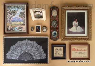 Picture Frame, Trivia, Ten Random Facts, Invention, Photo, Assortment, Collection,