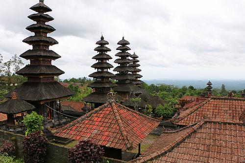 Pura Besakih, Bali Indonesia, Trivia, Ten Random Facts, Temples, Asia, Horizon