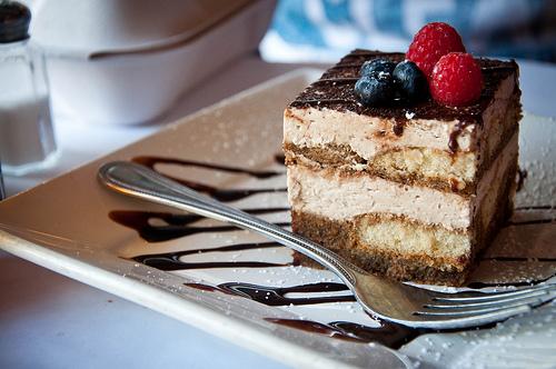 Tiramisu, Dessert, Food, Culinary, Italy, Scotchfinger, Custard, Chocolate, Bon Appetit, Square, Delicacy