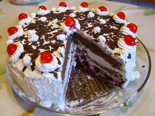 Black Forest Cake, Trivia, Ten Random Facts, Cream, Cake, Food, Culinary, Germany, Layers, Decorated