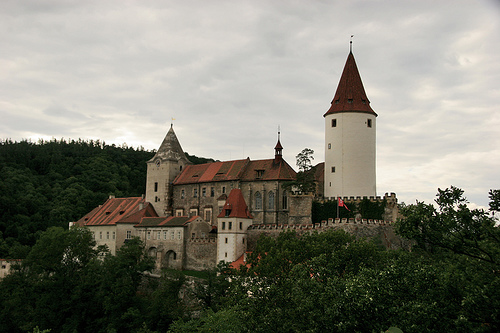 Křivoklát Castle, Krivoklat, Trivia, Ten Random Facts, Castle, Building, Construction, Czech Republic, Europe