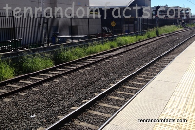 Railroad Track, Invention, Trivia, Ten Random Facts, Train, Line, Transport, Station