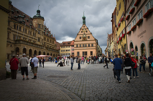 Rothenburg ob der Tauber, Germany, Place, Buildings, Stone, Trivia, Random Facts, Europe