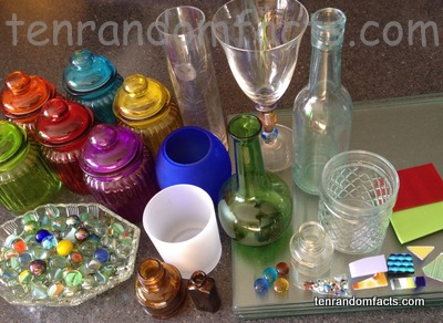 Glass, Trivia, Ten Random Facts, Invention, Colour, Clear, Transparency, Material, Assortment