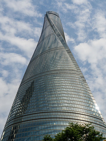 Shanghai Tower, Trivia, Ten Random Facts, China, Tallest, Second, Unfinished, May 2015, Urban, Skyscraper, Glass, Twist,