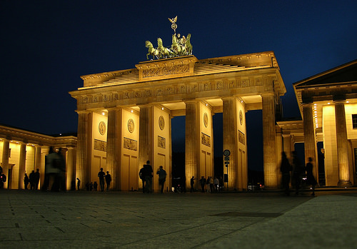 Brandenburg Gate, Trivia, Ten Random Facts, Berlin, Wall, Historical, Architecture