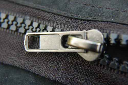 Zipper, Invention, Trivia, Ten Random Facts, Information, Metal, Slider, Teeth, Fashion