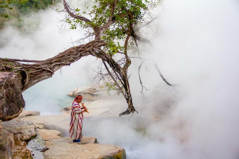 Mayantuyacu Boiling River, Hot, Trivia, Ten Random Facts, Healer, steam, Amazon