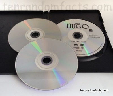 DVD, Shine, Trivia, Ten Random Facts, Film, Movie, Back, Front, Hugo